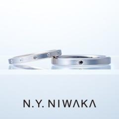 【N.Y.NIWAKA(ニューヨークニワカ)】HARMONY YW119,YW120KD