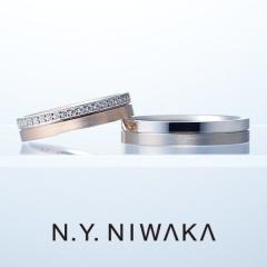 【N.Y.NIWAKA(ニューヨークニワカ)】RESONANCE YF03,YW113