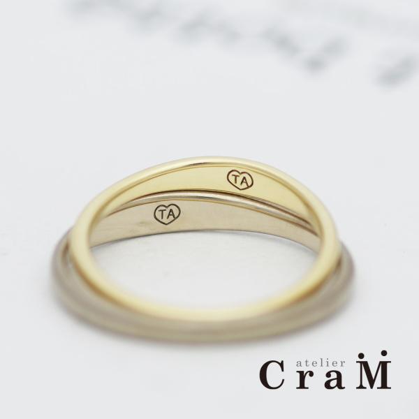 【atelier CraM(アトリエ クラム)】カスタムオーダー事例  / Sign Round(サイン・ラウンド)【セミオーダー】