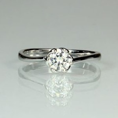 【Jewellery Craft ARAIYA】【婚約指輪】オーダーメイドリング11