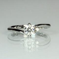 【Jewellery Craft ARAIYA】【婚約指輪】オーダーメイドリング9