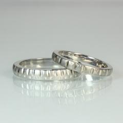 【Jewellery Craft ARAIYA】【結婚指輪】オーダーメイドリング6