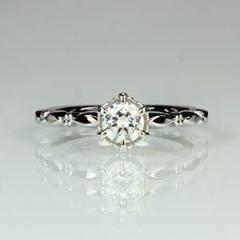【Jewellery Craft ARAIYA】【婚約指輪】オーダーメイド6