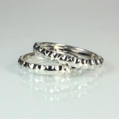 【Jewellery Craft ARAIYA】【結婚指輪】オーダーメイドリング7