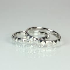 【Jewellery Craft ARAIYA】【結婚指輪】オーダーメイドリング4
