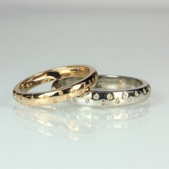 【Jewellery Craft ARAIYA】【結婚指輪】オーダーメイドリング2