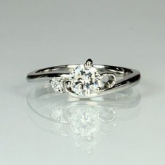 【Jewellery Craft ARAIYA】【婚約指輪】オーダーメイドリング10
