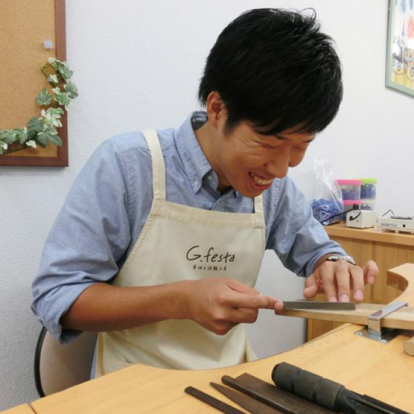 【手作り指輪工房 G.festa(ジーフェスタ)】【彼の手作りエンゲージリング】作る時間も心に残る想い出に!