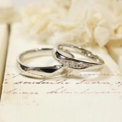 【ATELIER Hu・lala(アトリエ・ウララ)】【二人で手作り結婚指輪】ライフワークであるプラネタリウムにちなんだ作品