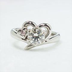【ATELIER Hu・lala(アトリエ・ウララ)】【ブライダルリフォーム】お母さまから授かった指輪=想いを大切に