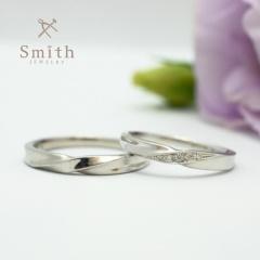 【Jewelry Smith(ジュエリースミス)】ふたりで作る手作り結婚指輪「プレミアムコース」