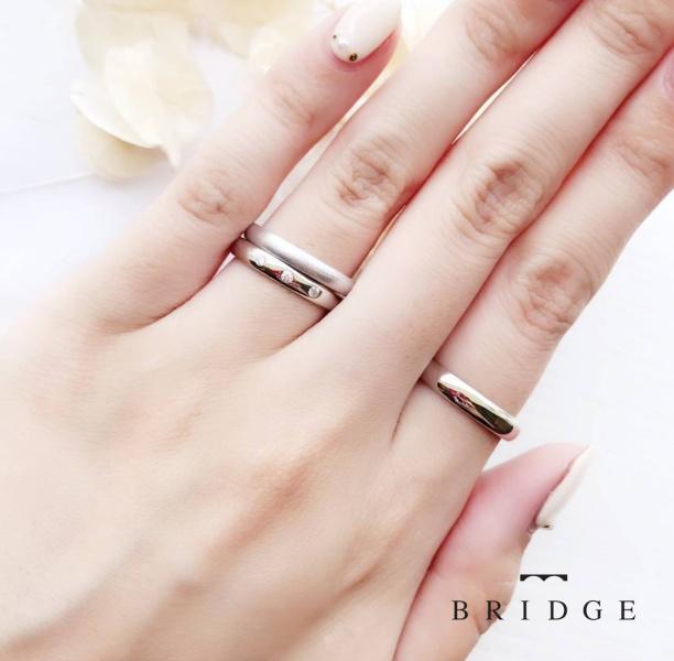 【BRIDGE ANTWERP BRILLIANT GALLERY(ブリッジ・アントワープ・ブリリアント・ギャラリー)】form of Happiness 幸せのカタチ