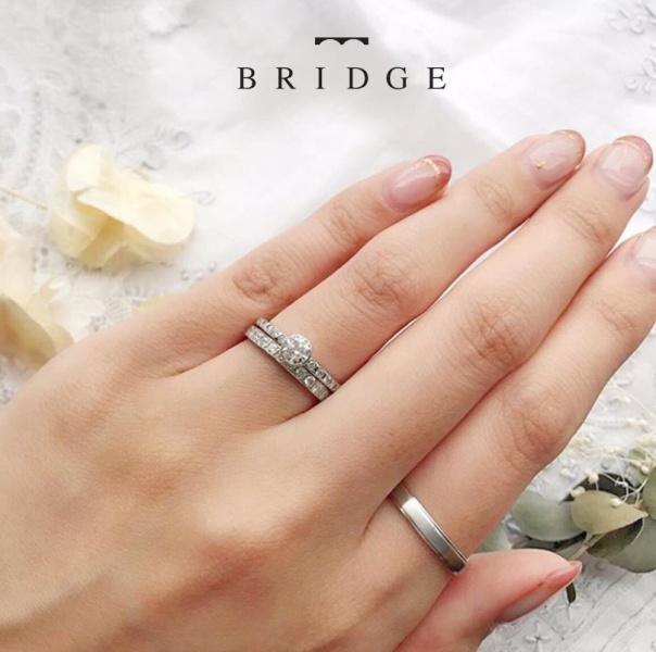【BRIDGE ANTWERP BRILLIANT GALLERY(ブリッジ・アントワープ・ブリリアント・ギャラリー)】Love SYZEGY ラブシゼジィ 煌めく夕焼