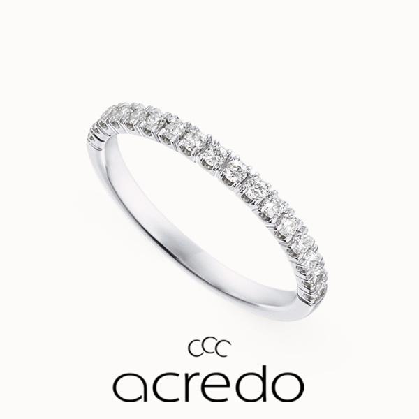 【acredo(アクレード)】アクレードのエタニティならではの見事な均一性