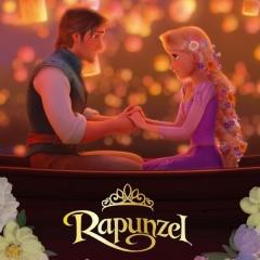 Disney PRINCESS Rapunzel(ディズニープリンセスラプンツェル)