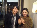 世界に二つだけの指輪を 〜ichi銀座店〜