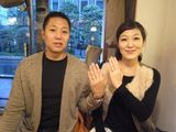 安心して指輪をお願いできました。 〜ichi銀座店〜