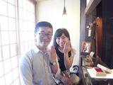 初めての鍛造リング。とても気に入りました!すてきな記念日になりました。惚れ惚れです。〜ichi渋谷店〜