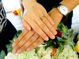 婚約指輪も結婚指輪も自分で考えて作れて大満足です!
