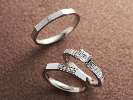 【ウエディングSet特典】結婚指輪が20%off♪