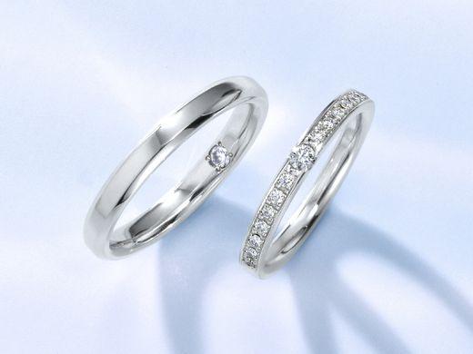 【お二人の絆の象徴に】ひとつの原石から生まれた双子ダイヤモンド®