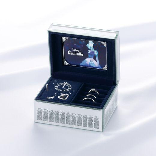 オルゴールジュエリーBOXをプレゼント!