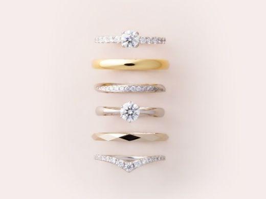 ★☆BROOCHの【ブライダルパック】でおふたりの大切な指輪選びをお手伝いさせていただきます!☆★