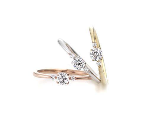 【 1本10万円で叶う♪】令和元年を記念して『プラチナ素材&高品質ダイヤ付き婚約指輪』が登場!