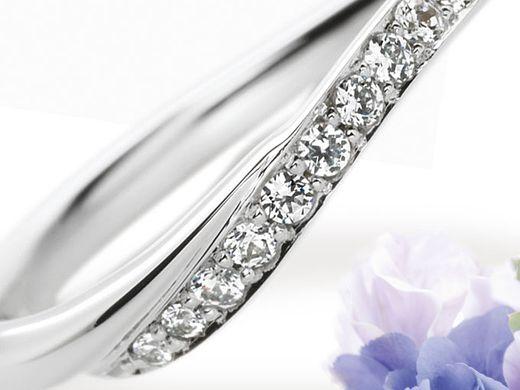 【 5月31日までの期間限定!】婚約指輪と結婚指輪のメレダイヤを、最高級品質のダイヤに無料でグレードアップ!