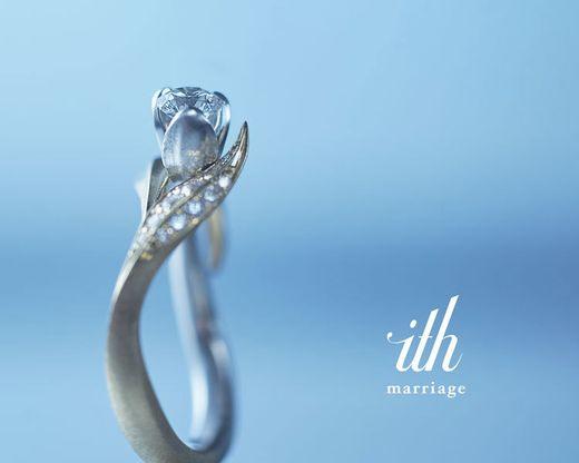 【新作婚約指輪】Maiaご成約のお客様へのグリーンプレゼント