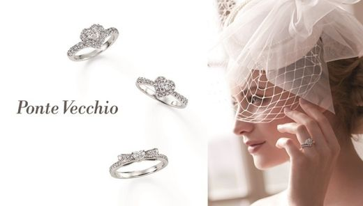 【GRACISBRIDAL札幌北2条店】Ponte Vecchio Bridal Fair~Impressive Wedding~