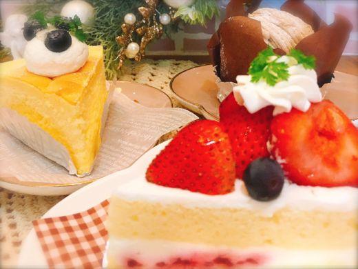 【予約特典】選べる*ケーキプレゼント
