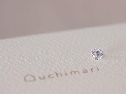 ウチマリのダイヤモンドでプロポーズ