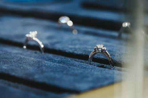 婚約指輪・結婚指輪をお探しの皆様へ。