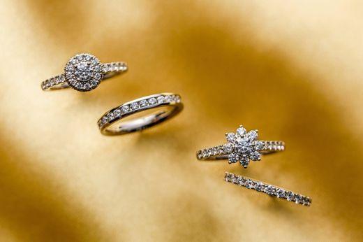 AntwerpBrilliantから【待望の新作】が登場です!【ワンランク上の輝き】婚約指輪&結婚指輪