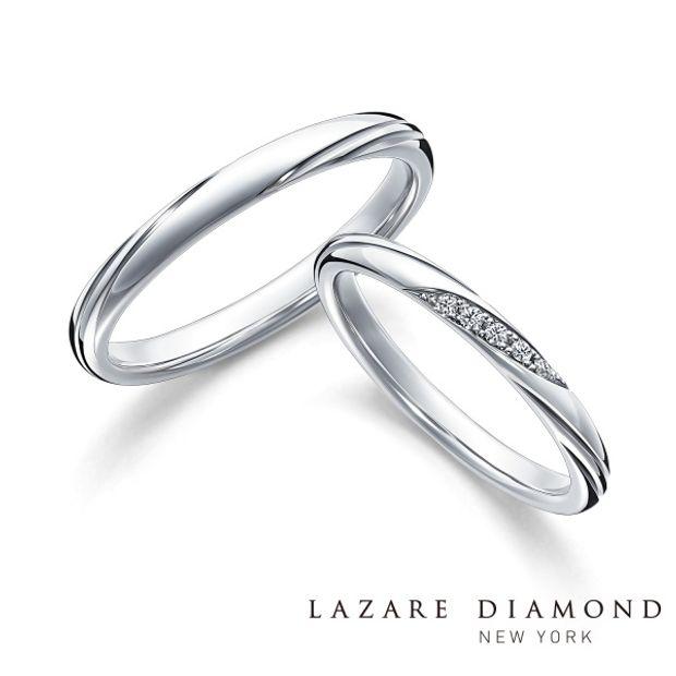 【ラザール ダイヤモンド(LAZARE DIAMOND)】【4/11(土)発売 レンブラント】奇跡のような光に導かれ、未来へと輝くふたりの愛
