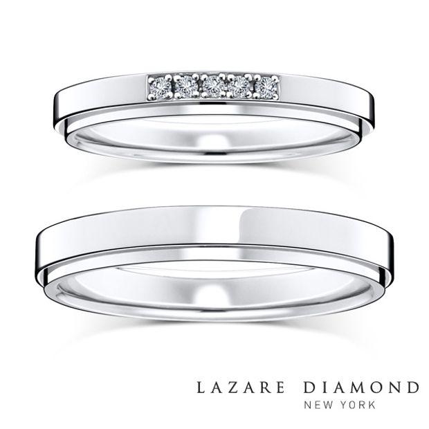 【ラザール ダイヤモンド(LAZARE DIAMOND)】リアルト