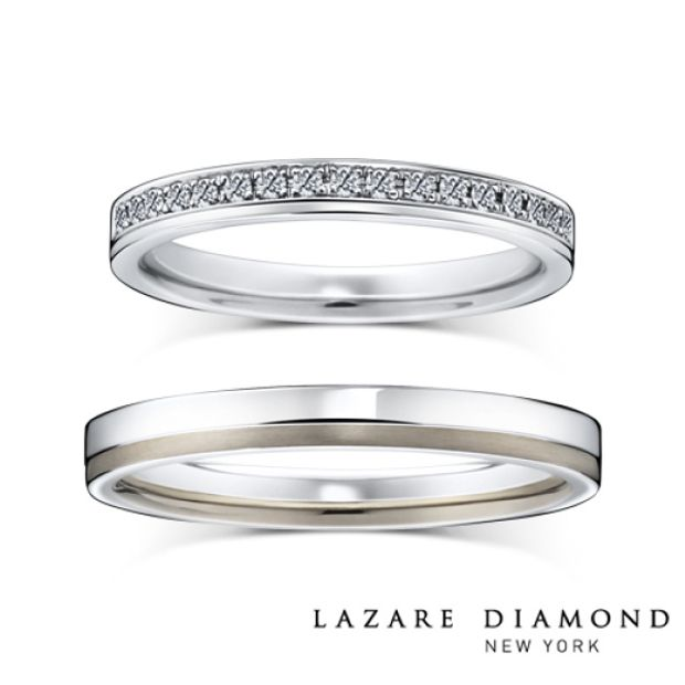 【ラザール ダイヤモンド(LAZARE DIAMOND)】ハンプトン