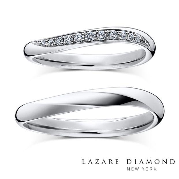 【ラザール ダイヤモンド(LAZARE DIAMOND)】デランシー