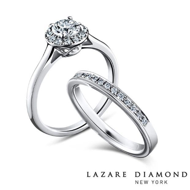 【ラザール ダイヤモンド(LAZARE DIAMOND)】セントパトリック&ハンプトン