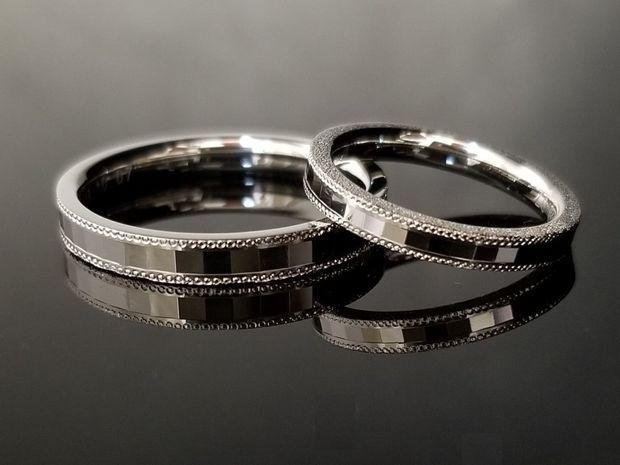 【TANZO(タンゾウ)】こだわりのプラチナカットの結婚指輪