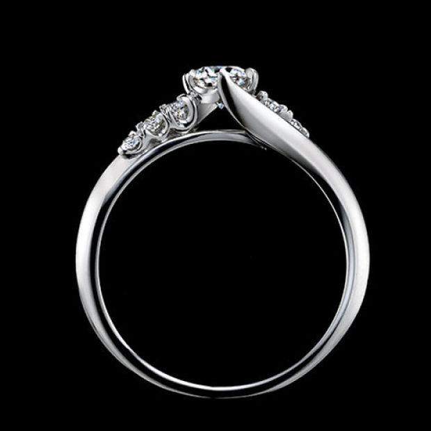 【エクセルコダイヤモンド(EXELCO DIAMOND)】《Wild Rose~ワイルドローズ~》