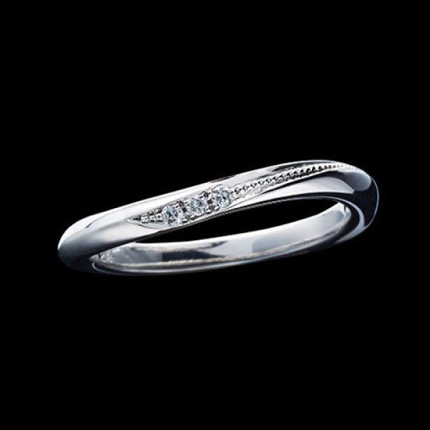 【エクセルコダイヤモンド(EXELCO DIAMOND)】《Bonheur Fine~ボヌール フィーヌ~》
