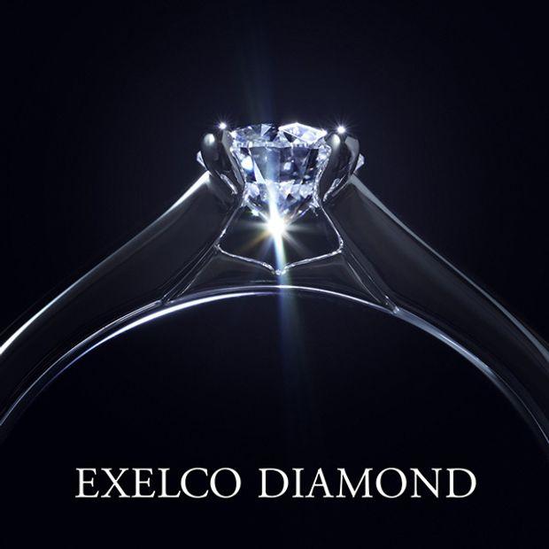 【エクセルコダイヤモンド(EXELCO DIAMOND)】《Rayon de Lumière~レヨン ド リュミエール~》
