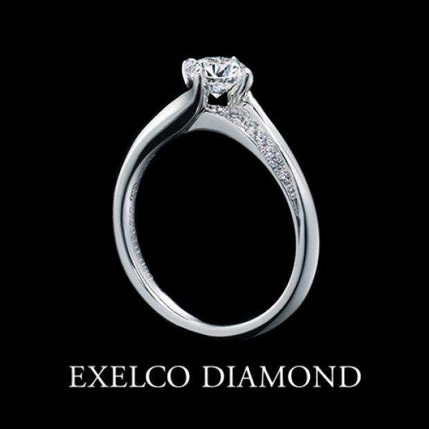 【エクセルコダイヤモンド(EXELCO DIAMOND)】2018.10.27新作《Chance Éternelle~シャンス エターナル~》