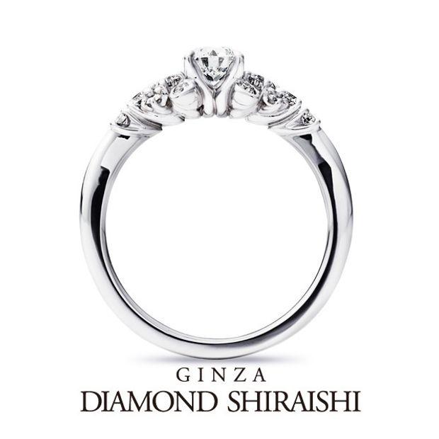 【銀座ダイヤモンドシライシ】Diamond Grass(ダイヤモンド グラス)