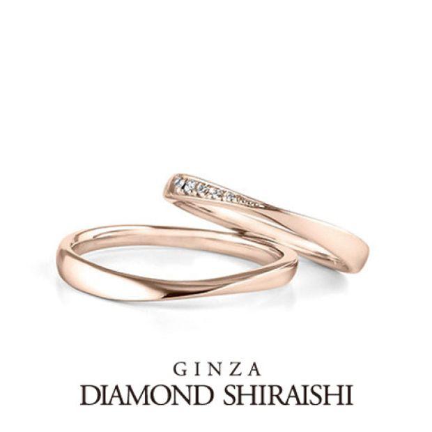 【銀座ダイヤモンドシライシ】amulet(アミュレット)3 PG