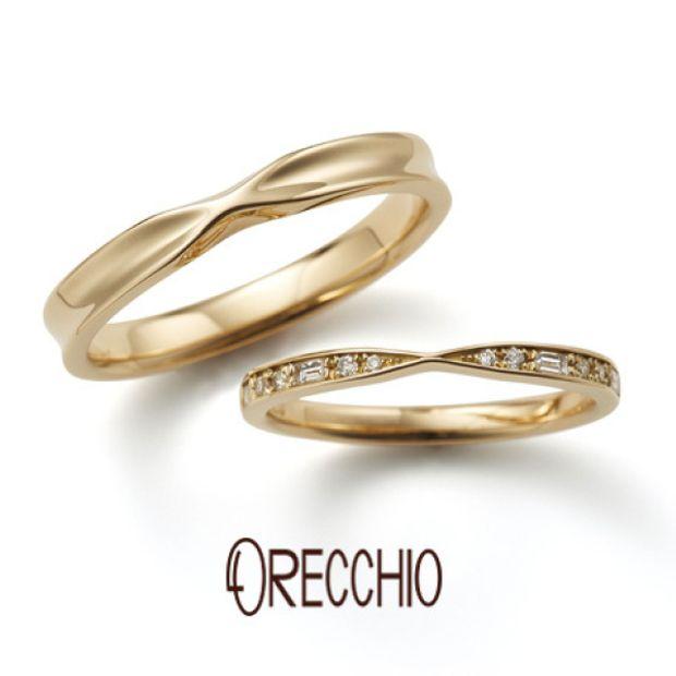 【ORECCHIO(オレッキオ)】<siena~シエナ>SM-2118-K/SM-2119-K
