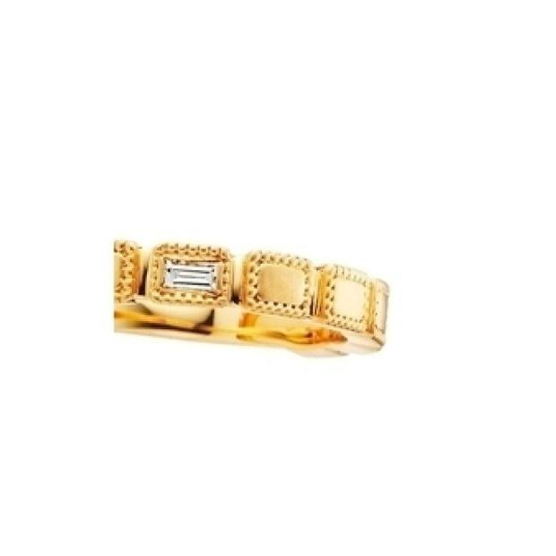 【ORECCHIO(オレッキオ)】<safari~サファリ>FM-2211/FM-2212 結婚指輪 マットな質感×ミル打ちでアンティーク風なデザインの指輪