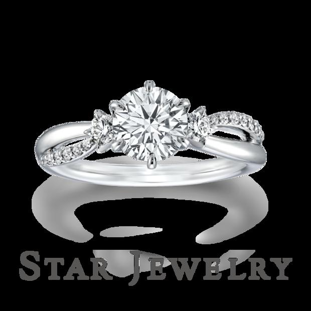 【STAR JEWELRY(スタージュエリー)】STARGAZER